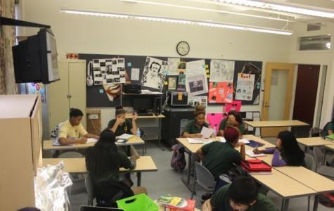 Farah's research paper stresses juniors