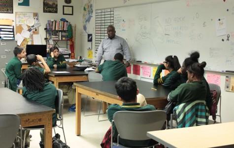 New class aims at Freshman Success