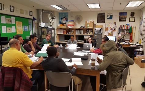 Committees outline school's future progress