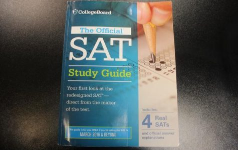 Students prefer taking new SAT