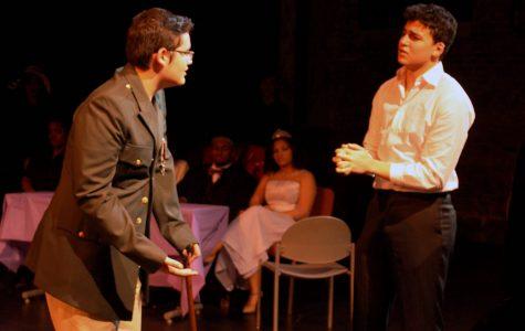 Seniors, juniors win awards for Shakespeare performances