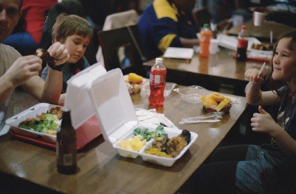 Nourishing UA Brains with Food
